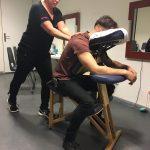 stoelmassage massage