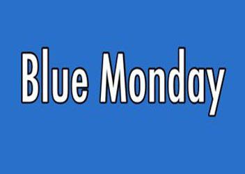 Blue Monday, wij zijn er klaar voor!